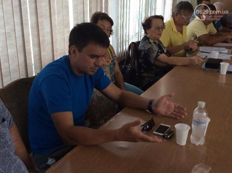 Спасая яхт- клуб, мариупольцы  намерены обратиться к  Бойченко, писать Президенту и в НАБУ(ФОТО), фото-1
