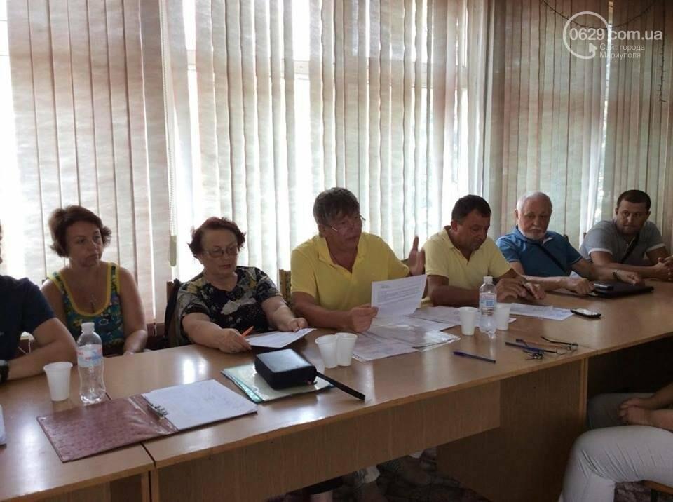 Спасая яхт- клуб, мариупольцы  намерены обратиться к  Бойченко, писать Президенту и в НАБУ(ФОТО), фото-2