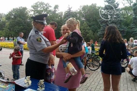 В Мариуполе полицейские проверили знания Правил дорожного движения у детей (ФОТО), фото-5