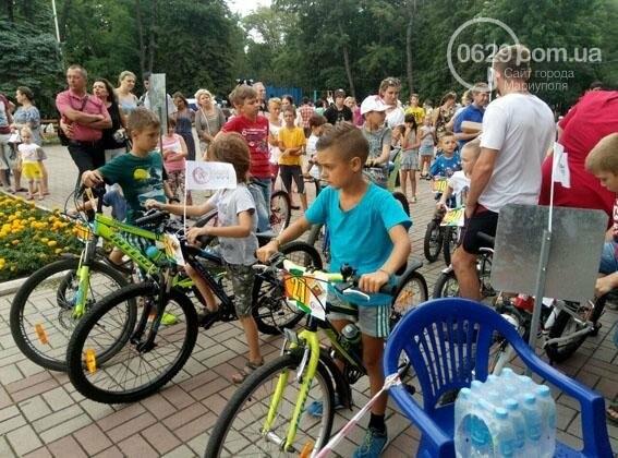 В Мариуполе полицейские проверили знания Правил дорожного движения у детей (ФОТО), фото-6