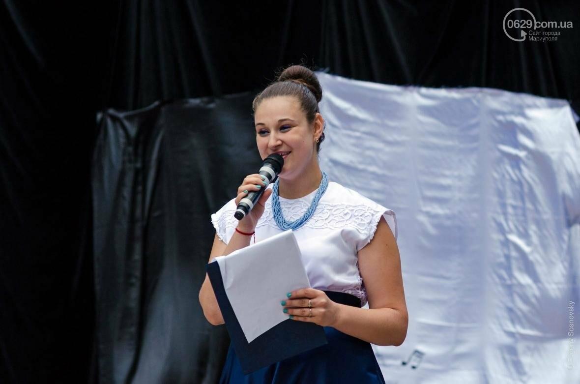 Мариупольцы под дождем слушали песни Высоцкого  (ФОТОРЕПОРТАЖ), фото-15