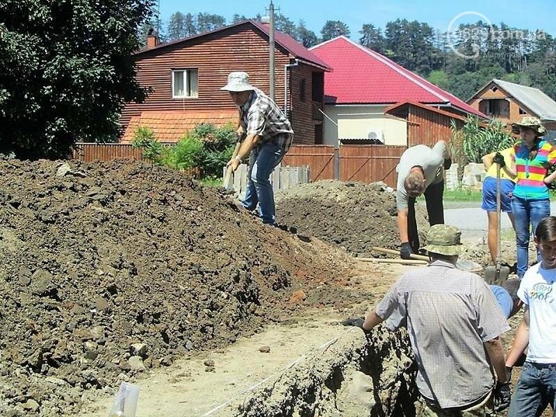 Мариупольские студенты раскопали замок в Закарпатье (ФОТО), фото-3