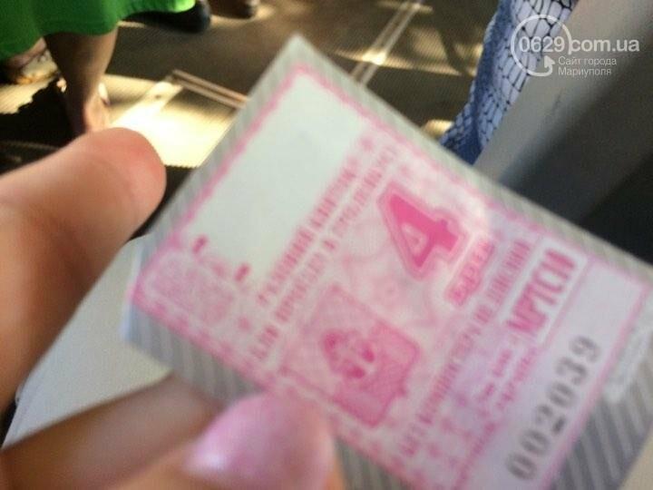 В мариупольском общественном транспорте подорожал проезд (ВИДЕО), фото-1