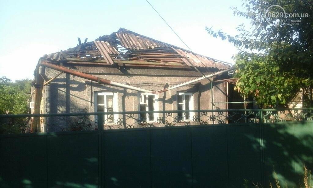 В Мариуполе на пожаре погиб хозяин дома (Фотофакт), фото-3