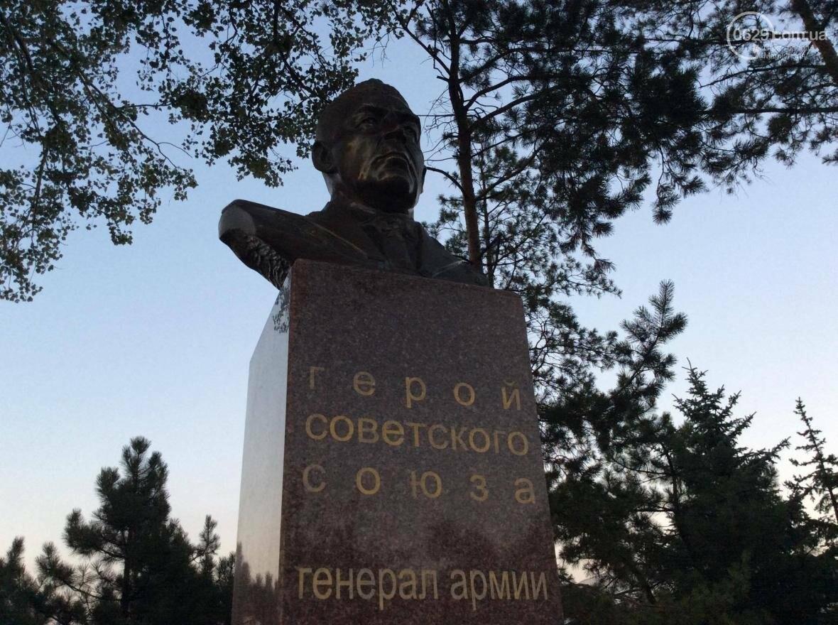 Мариупольские десантники отметили свой день тихо (ФОТО, ВИДЕО), фото-4