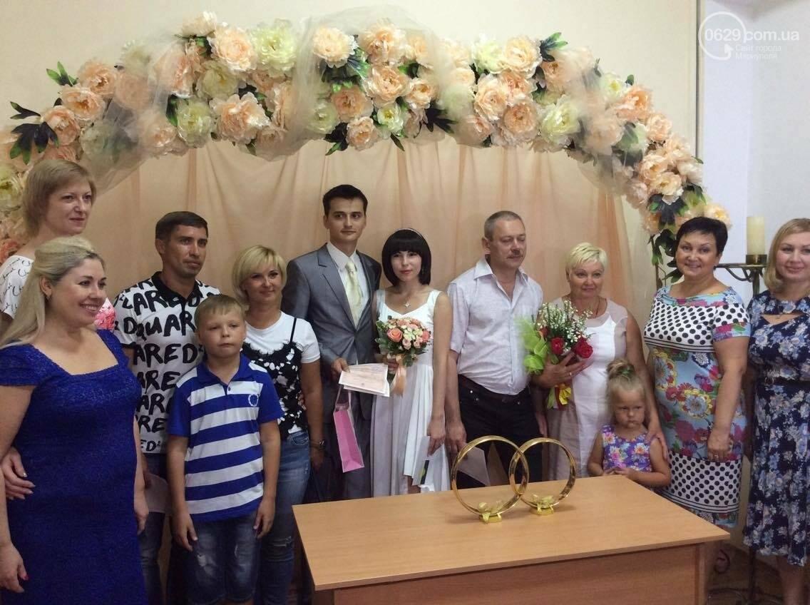 Мариуполь бьет все рекорды по  количеству заключенных  экспресс-браков(ФОТО), фото-1