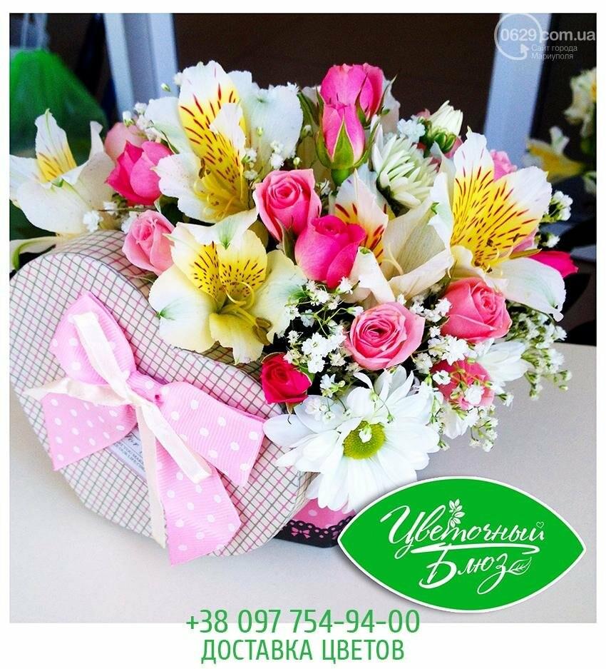 Открытие цветочного салона Flower Bluse, фото-6
