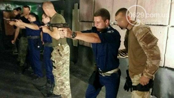 У полицейских Донетчины появились инструкторы по стрельбе (ФОТО) , фото-2