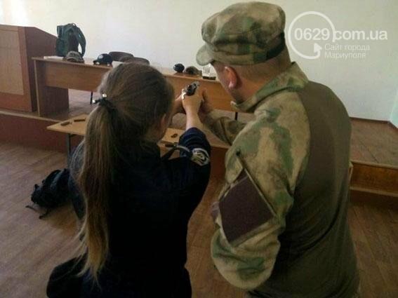 У полицейских Донетчины появились инструкторы по стрельбе (ФОТО) , фото-3