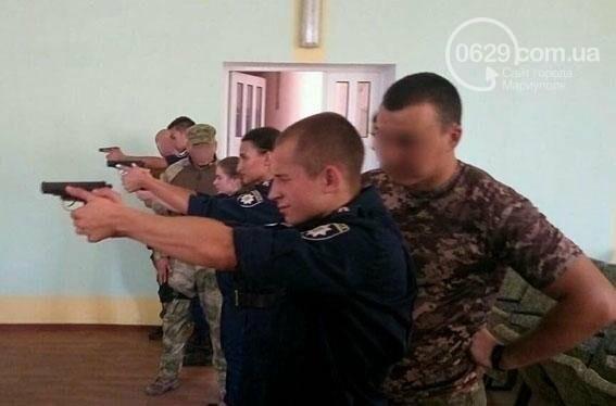 У полицейских Донетчины появились инструкторы по стрельбе (ФОТО) , фото-4