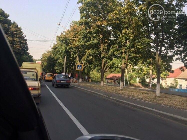 """В Мариуполе """"Шевроле"""" сбил подростка, фото-1"""