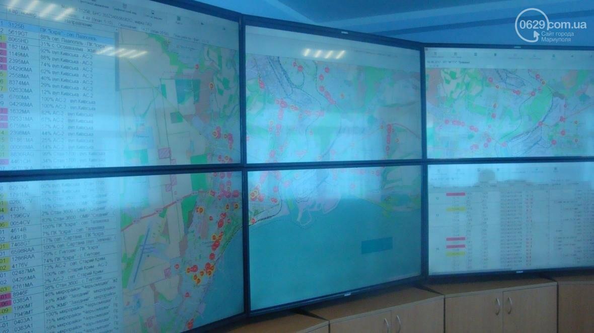 В Мариуполе МТТУ презентовали новый диспетчерский пункт, фото-2