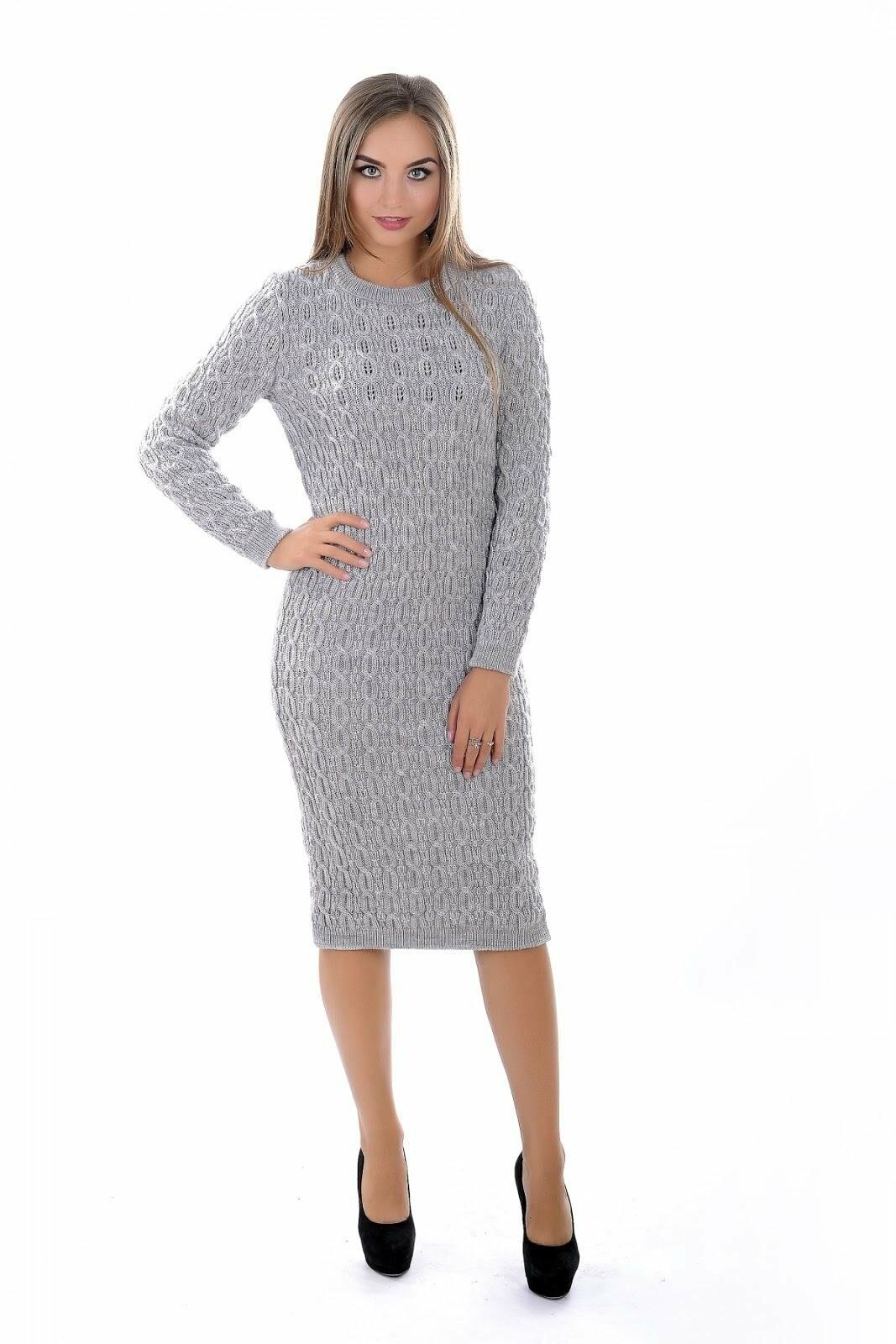 Вязаные платья любого дизайна - приглашение к сотрудничеству, фото-2