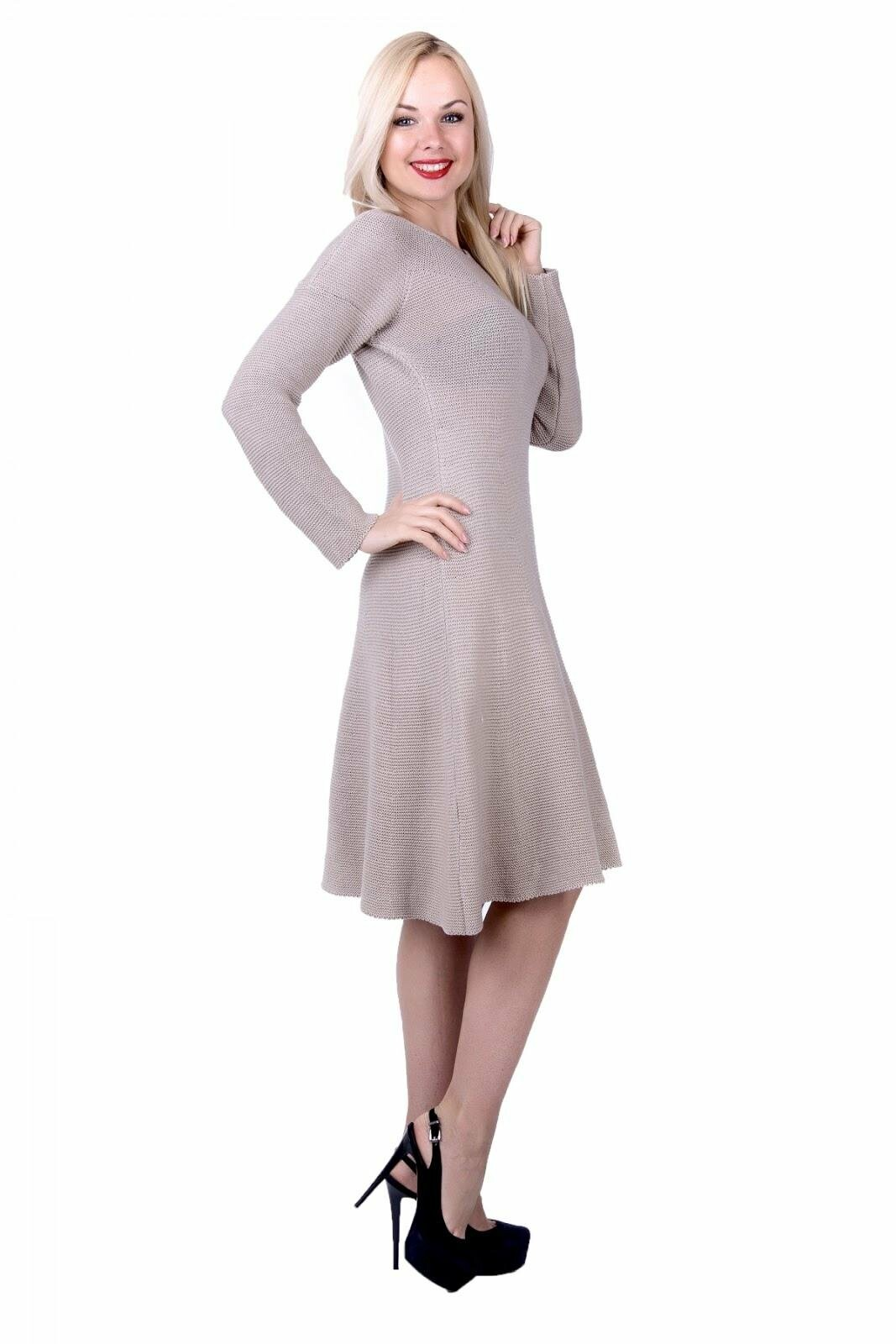 Вязаные платья любого дизайна - приглашение к сотрудничеству, фото-1