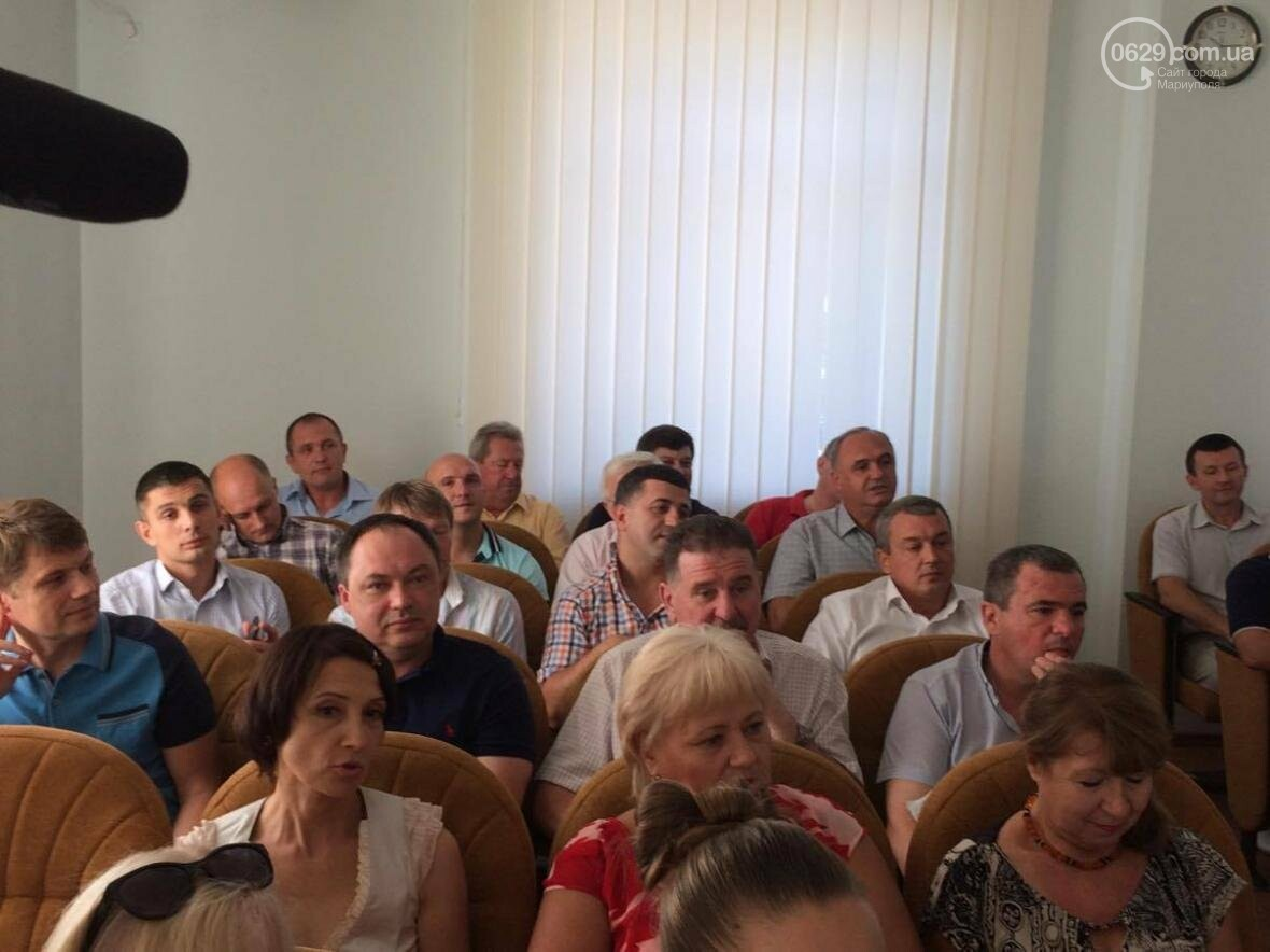 Мариупольские строители хотят получать минимум 12 тысяч гривен (ФОТО, ВИДЕО), фото-4