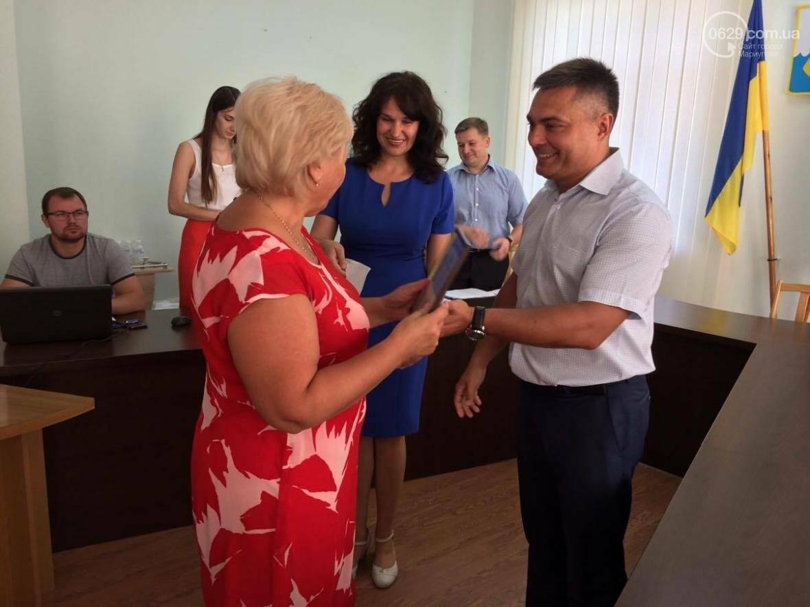 Мариупольские строители хотят получать минимум 12 тысяч гривен (ФОТО, ВИДЕО), фото-3