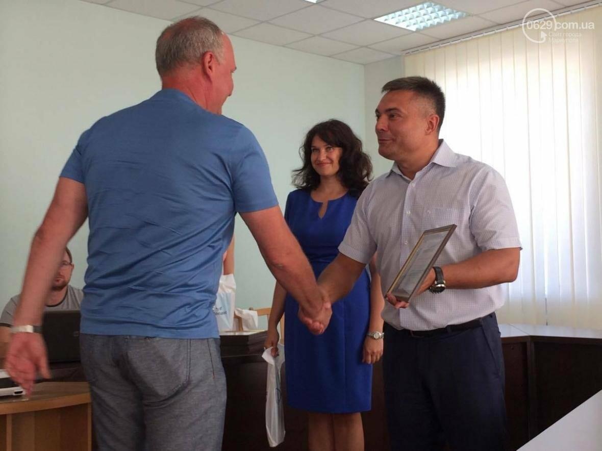 Мариупольские строители хотят получать минимум 12 тысяч гривен (ФОТО, ВИДЕО), фото-5