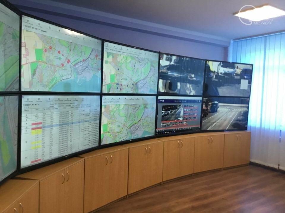В Мариуполе за маршрутками теперь следят по GPS (ВИДЕО), фото-3