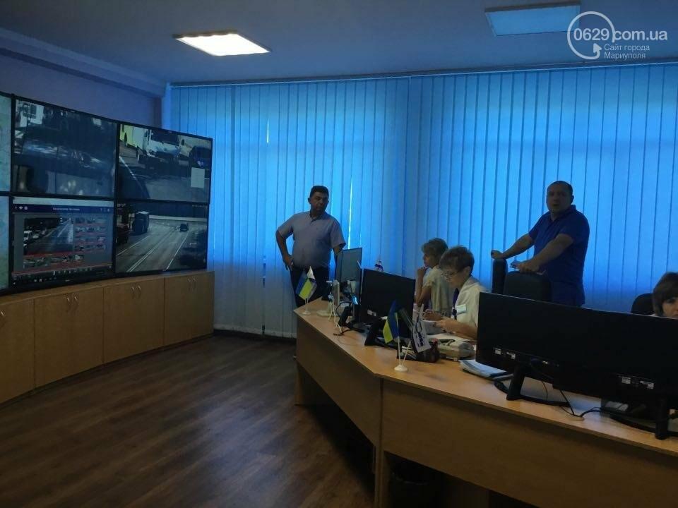 В Мариуполе за маршрутками теперь следят по GPS (ВИДЕО), фото-6