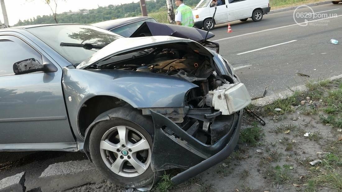 В Мариуполе в результате ДТП на Набережной пострадали 4 человека (ФОТО), фото-4