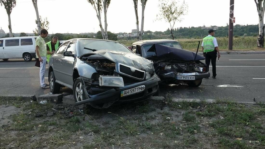 В Мариуполе в результате ДТП на Набережной пострадали 4 человека (ФОТО), фото-8