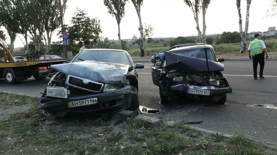 В Мариуполе в результате ДТП на Набережной пострадали 4 человека (ФОТО), фото-11