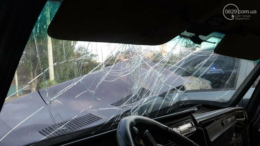 В Мариуполе в результате ДТП на Набережной пострадали 4 человека (ФОТО), фото-6
