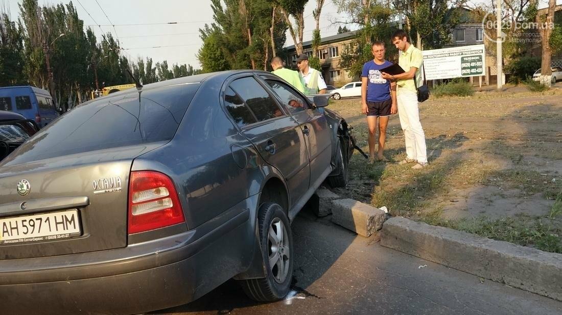 В Мариуполе в результате ДТП на Набережной пострадали 4 человека (ФОТО), фото-15