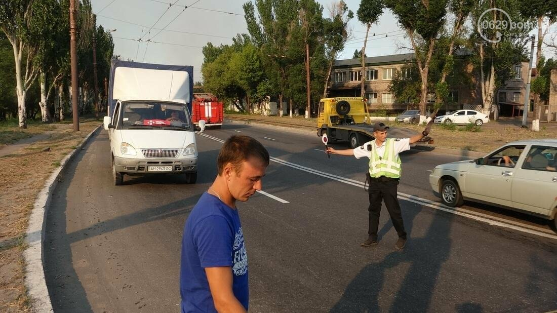 В Мариуполе в результате ДТП на Набережной пострадали 4 человека (ФОТО), фото-16
