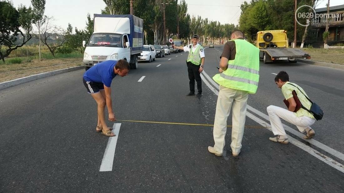 В Мариуполе в результате ДТП на Набережной пострадали 4 человека (ФОТО), фото-13