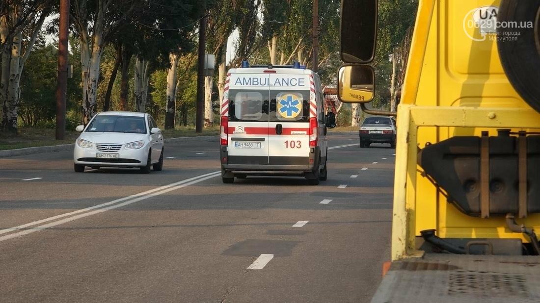 В Мариуполе в результате ДТП на Набережной пострадали 4 человека (ФОТО), фото-14