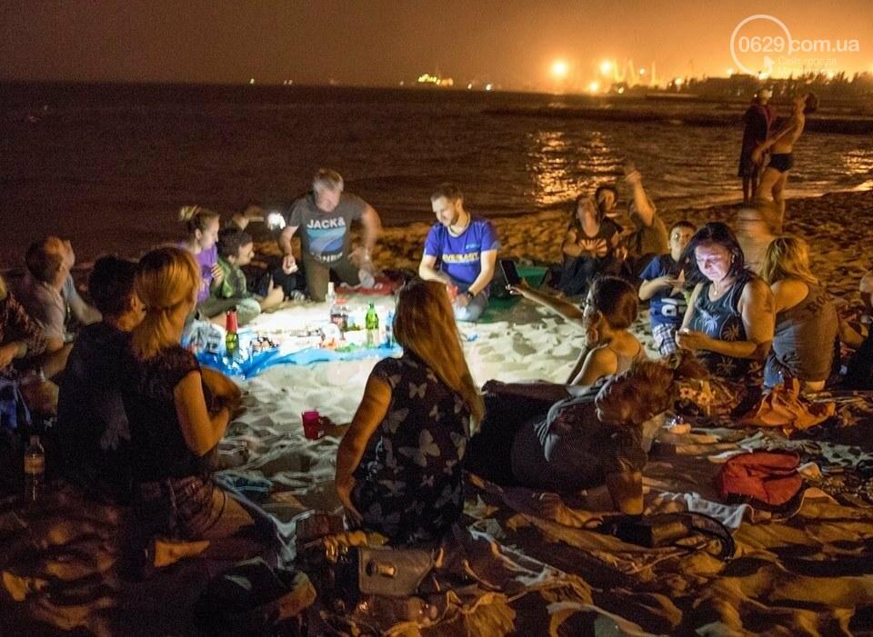 Мариупольцы самоорганизовались, чтобы посмотреть на звездопад (ФОТО), фото-1