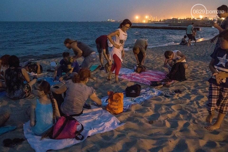 Мариупольцы самоорганизовались, чтобы посмотреть на звездопад (ФОТО), фото-2