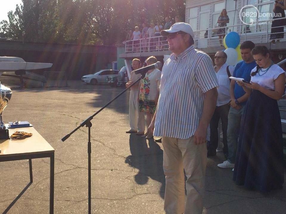 В Мариуполе на фоне  открыли парусную регату (ФОТО, ВИДЕО), фото-7