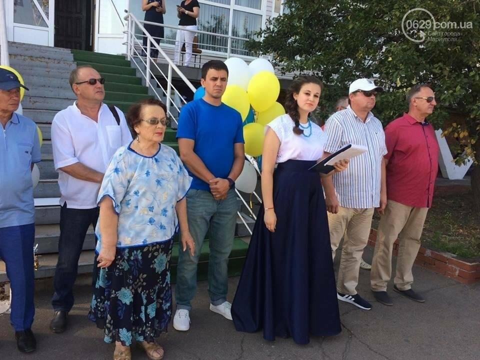 В Мариуполе на фоне  открыли парусную регату (ФОТО, ВИДЕО), фото-12