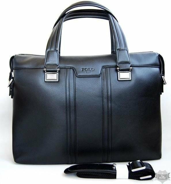 Мужские сумки Polo - гарантия качества и удобства, фото-3