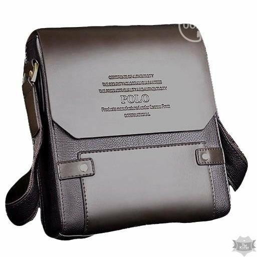 Мужские сумки Polo - гарантия качества и удобства, фото-1