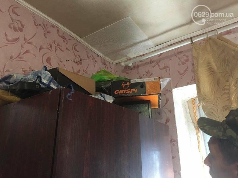 Под Мариуполем мужчина держал в страхе семью с помощью гранаты (ФОТО), фото-1