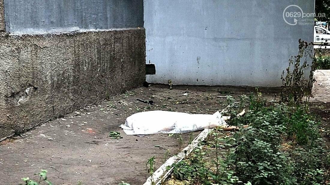 В Мариуполе обвалился балкон. Погиб молодой парень (ФОТО 18+), фото-9