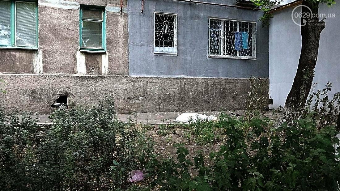В Мариуполе обвалился балкон. Погиб молодой парень (ФОТО 18+), фото-13