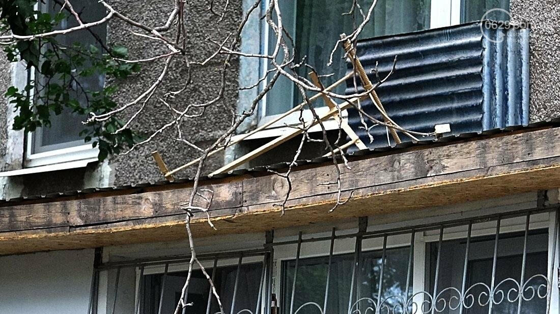 В Мариуполе обвалился балкон. Погиб молодой парень (ФОТО 18+), фото-18