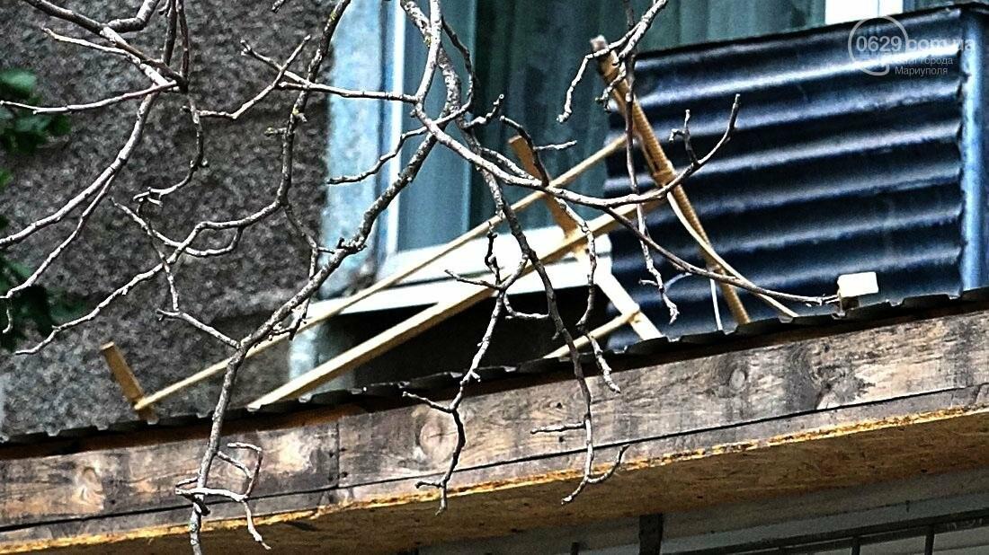 В Мариуполе обвалился балкон. Погиб молодой парень (ФОТО 18+), фото-19