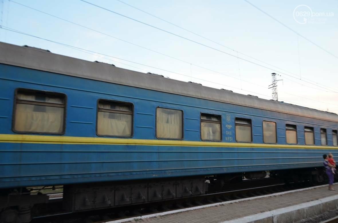 Рассекречено! Стало известно, откуда в харьковском поезде появились дорогие вагоны (ФОТО), фото-13