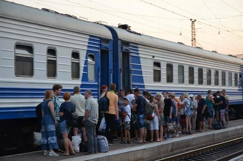 Рассекречено! Стало известно, откуда в харьковском поезде появились дорогие вагоны (ФОТО), фото-24