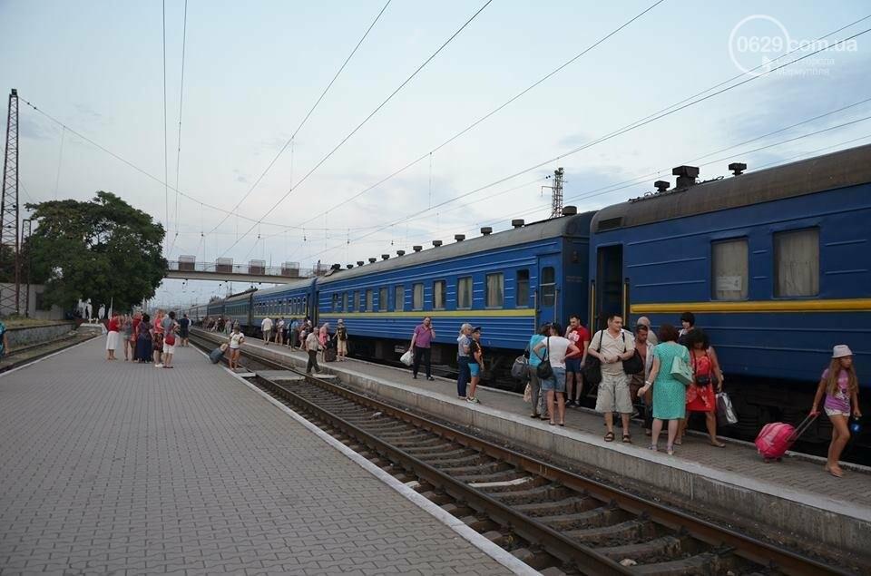 Рассекречено! Стало известно, откуда в харьковском поезде появились дорогие вагоны (ФОТО), фото-26