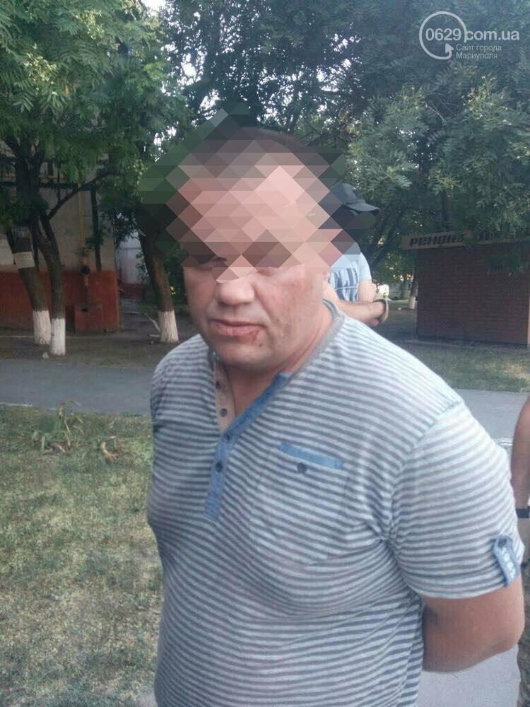 В Мариуполе вымогателей наказали арестом на 60 суток (ФОТО), фото-1