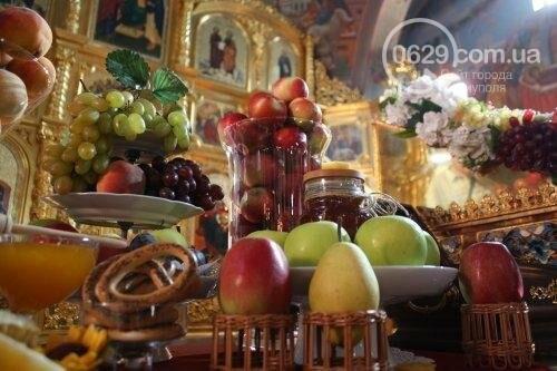 В Свято-Покровском храме с.Боевое славили чудо Преображения Господня и освящали плоды нового урожая, фото-2