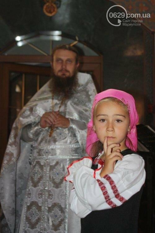 В Свято-Покровском храме с.Боевое славили чудо Преображения Господня и освящали плоды нового урожая, фото-22