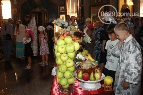 В Свято-Покровском храме с.Боевое славили чудо Преображения Господня и освящали плоды нового урожая, фото-23