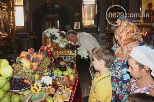 В Свято-Покровском храме с.Боевое славили чудо Преображения Господня и освящали плоды нового урожая, фото-25